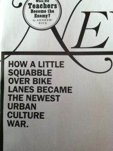 It's a lot more than a squabble!