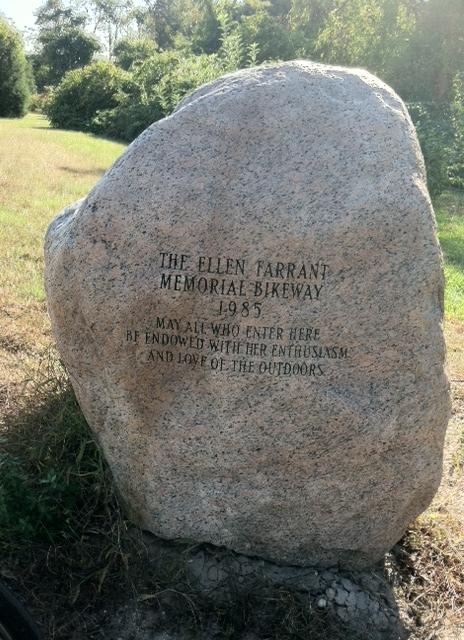 Ellen Farrant Memorial Pathway